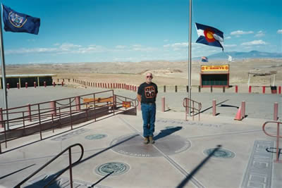 Big Jim at Four Corners